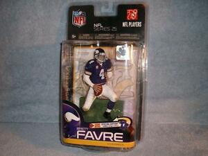 7c289fe52 Brett Favre Minnesota Vikings NFL Series 25 Retro Vintage Uniform ...