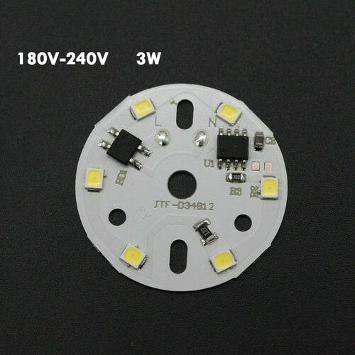 2//4//8X 3W 5W 7W 9W LED Panel Light Recessed Ceiling Light Spotlight Panel Licht