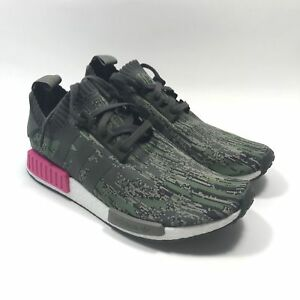 in stock fa08a 10eb0 Details about Adidas Originals NMD R1 PK Primeknit camo pink Mens Size 9.5  10.5-11.5 13 bz0222