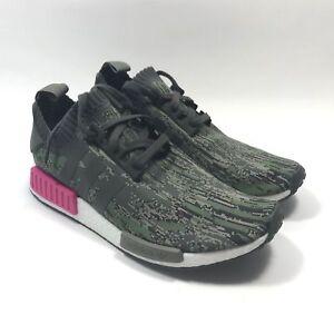 Details about Adidas Originals NMD R1 PK Primeknit camo pink Mens Size 9.5 10.5 11.5 13 bz0222