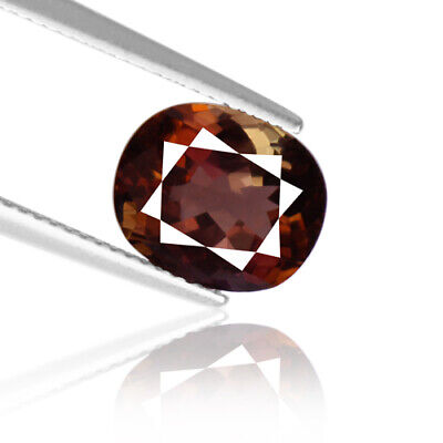 Axinite 5.07ct ultra rare color change 100% natural earth mined from Afghanistan  | eBay