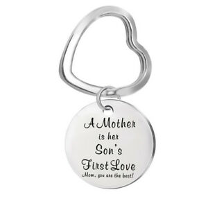 Delicate-Women-Jewelry-Heart-Shape-Keychain-Tiny-Creative-1pc-Engraved-Keyring