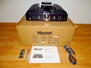 Magnat-RV3-High-End-Hybrid-Vollverstaerker-OVP-amp-NEU-2-Jahre-Garantie