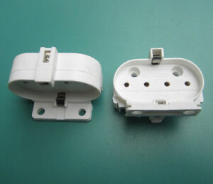 holder lamp led pcs Led four holder lamp holder pin lamp Details base about plastic 2G11 2 QxhrCtBsd