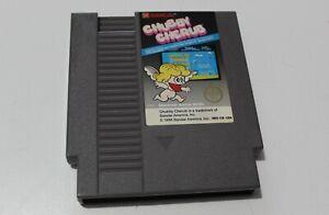 Jeu Bandai Chubby Cherub sur Nintendo NES  loose  USA  RARE