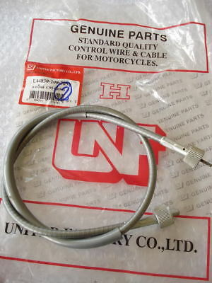 HONDA BENLY 125 150 C92 C95 CA95  SPEEDOMETER CABLE GREY  ////  BRAND NEW