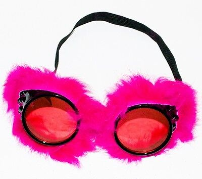 White Red Goggles Glasses Novelty Fancy Dress Xmas New Year Hen Stag Party