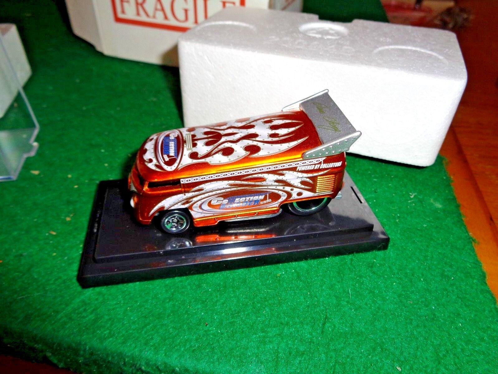 Hay más marcas de productos de alta calidad. Diseñador De Colección Hot Wheels Liberty Promociones. com com com VW Bus en escala 1 64  cómodo