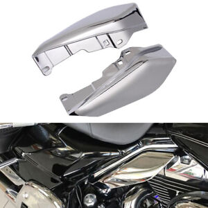 Mid-Frame Air Deflectors Trims For Harley Electra Street Glide FLHX 2009-2016
