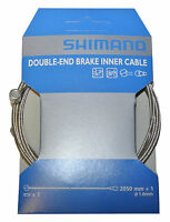 Shimano Brake Line 0 63/1000x80 7/10in With Double Nipple For Mtb And Road Bike