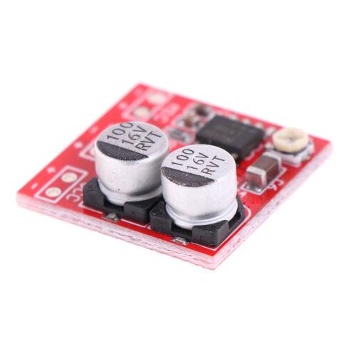DC 5V-12V LM386 electret microphone power amplifier board gain 200 times mic· fg
