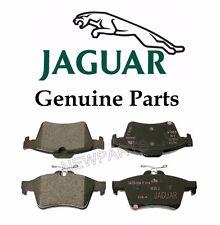 Rear For Jaguar XF XJ XK Cabrio Coupe Sedan Disc Brake Pad Genuine C2D3792