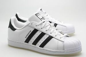 e15abc4f813d Image is loading Adidas-Men-Superstar-white-core-black-footwear-white-