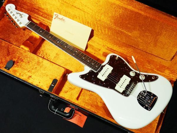 Fender USA American Vintage 65 Jazzmaster Olympic Weiß beautiful rare EMS F S