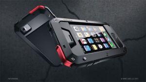 Details about Aluminium hull anti-shock waterproof lunatik taktik extreme iphone 5/5s se 6/6s- show original title