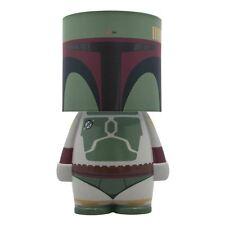 Oficial Star Wars Boba Fett Look-Alite LED Personaje Luz Ambiente/Sobremesa