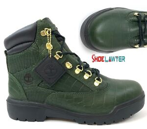 3bbb674afd3 Details about TIMBERLAND MENS LIMITED RELEASE CROCODYLIAN GREEN WATERPROOF  6