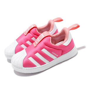 adidas-Originals-Superstar-360-I-Real-Pink-Toddler-Baby-Casual-Shoes-EF6629