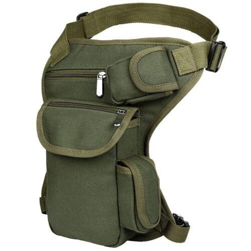 Bauch- & Gürteltaschen Taktische Drop Bein Tasche militärische Oberschenkel Panel Tasche Gürteltasche