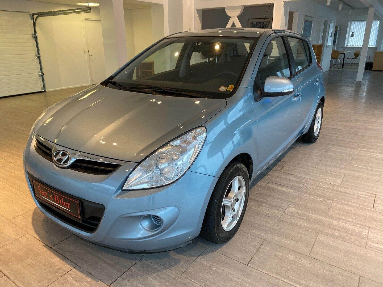 Hyundai i20 1,25 Comfort 5d - 49.700 kr.