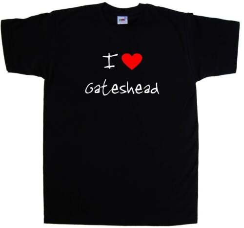 I love coeur Gateshead T-shirt