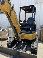 Caterpillar Mini Excavator 3035 E2 Cr Less Than 240 Hrs
