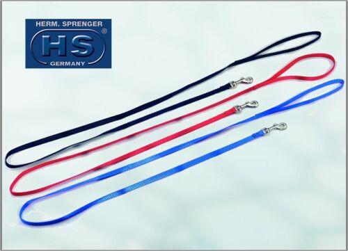 Herm Sprenger Nylon Dog Lead 19mm x 120cm