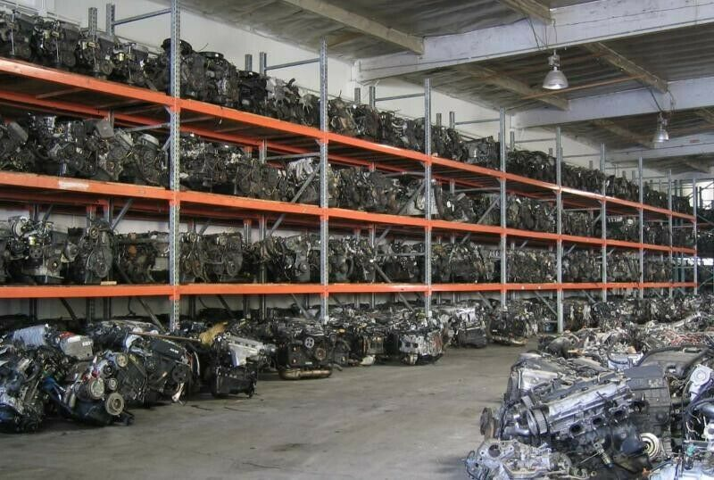 Engines!! We stock over 400 low Km Engines for all Makes and Models.