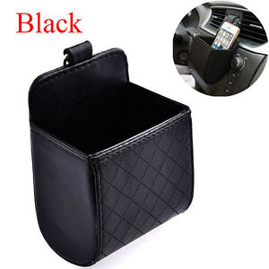 PU Leather Auto Car Accessories Seat Organizer Pouch Storage Bag Multi-Pocket