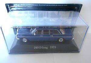 DIE-CAST-240-D-LONG-1973-MERCEDES-COLLECTION-SCALA-1-43-59