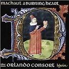 Guillaume de Machaut - Machaut: A Burning Heart (2016)