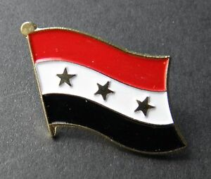 DOMINICAN REPUBLIC INTERNATIONAL COUNTRY SINGLE FLAG LAPEL PIN BADGE 3//4 INCH