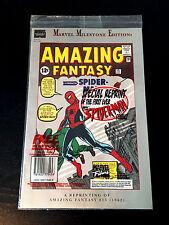 Amazing Fantasy #15 Comic Book (Spider-Man 1st App.) Marvel Milestone Edition