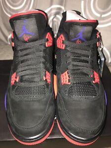 Air Jordan Retro 4 (2019) Size 10.5. DS