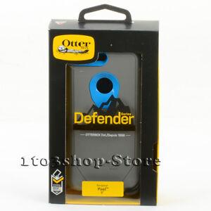 OtterBox-Defender-Hard-Case-for-Google-Pixel-5-034-1stGen-Gray-Blue-No-Holster-Clip
