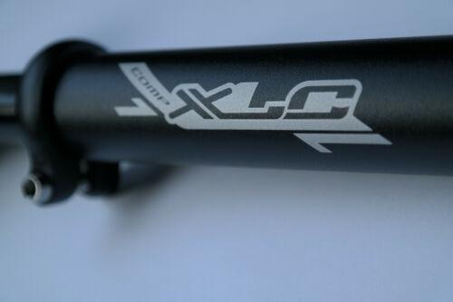 XLC SP-S01 gefederte Sattelstütze Ø31,6mm perfekte Sattelbefestigung-einstellung