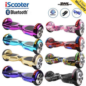 SELF-BALANCING-SCOOTER-ELECTRIC-SCOOTER-BLUETOOTH-BALANCE-BOARD-REMOTE-KEY-BAG