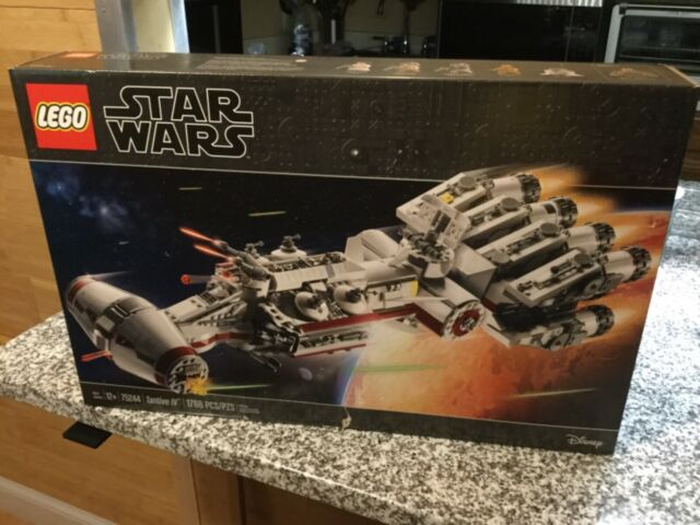 LEGO Star Wars Tantive IV (75244) D- condition