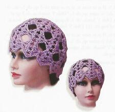 Crochet Pattern ~ LADIES BOWS & ARROWS HAT ~ Instructions