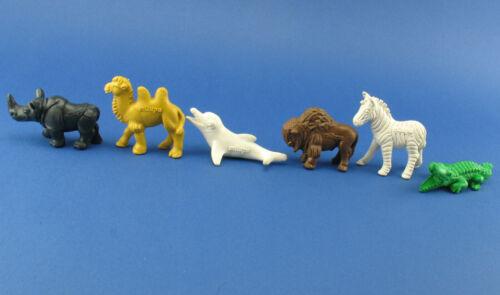 Promo Animal 6x Schleich CLASSICS Werbetier Milupa Werbefiguren