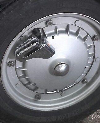 antifurto blocca ruota vespa PE PX 125 150 200