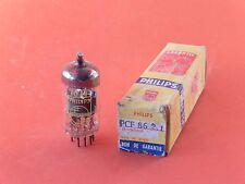 1 tube electronique PHILIPS PCF86 /vintage valve tube amplifier/NOS(27)