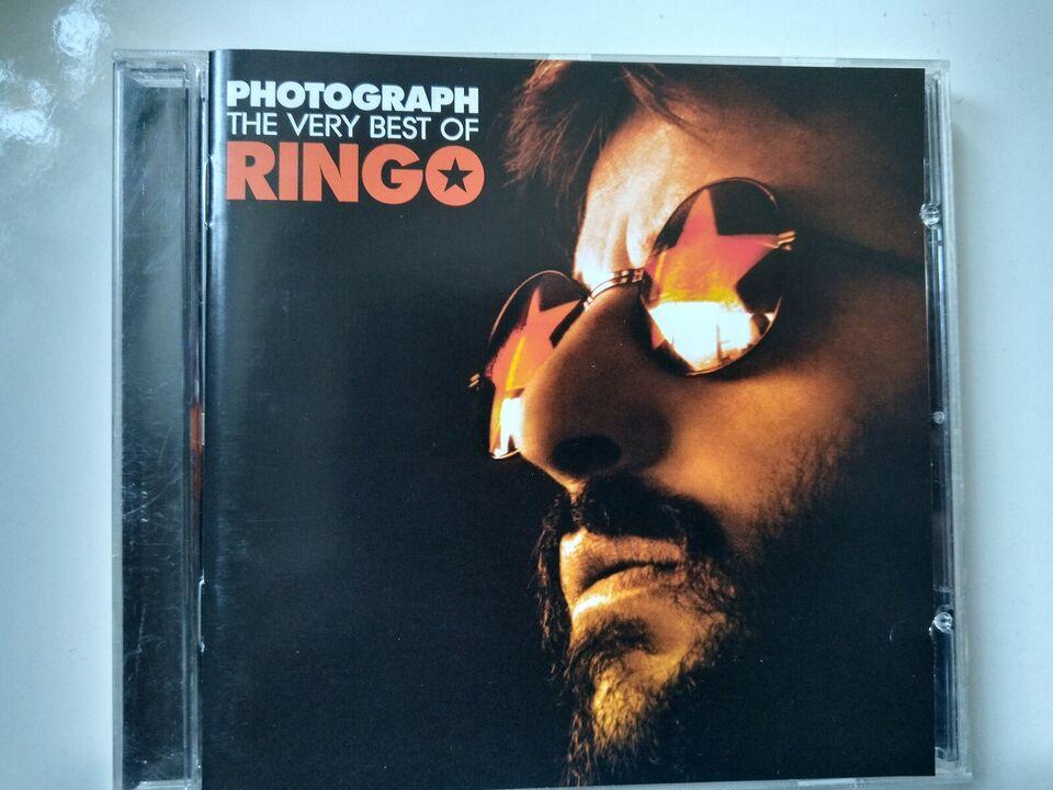 Ringo Starr: Very best of, rock