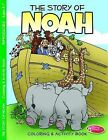 The Story of Noah: Coloring and Activity Book for Ages 4-7 (Pk of 6) by Warner Press (Paperback / softback, 2015)