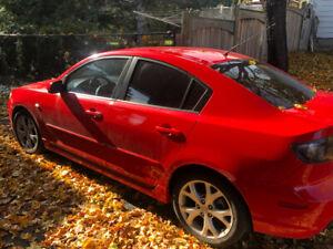 2008 Mazda 3 Sport