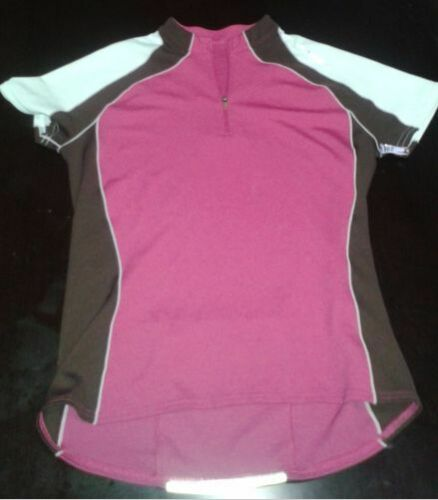 Pink Super Cute Cannondale Cycling Jersey Women Adult Medium