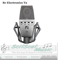 Se Electronics Se T2 Condenser Tube Microphone Mic