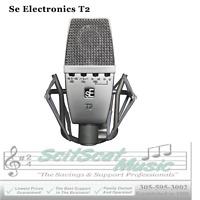 Se Electronics Se T2 Condenser Tube Microphone Mic
