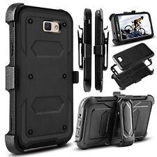 hot sale online 022dc eea14 Samsung J7 Sky Pro Belt Clip Holster Combo Phone Case Kick Stand ...