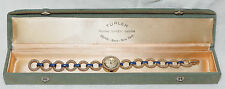 Vintage Turler Swiss 17 Jewels High Grade Ladies Watch with the Original Box!